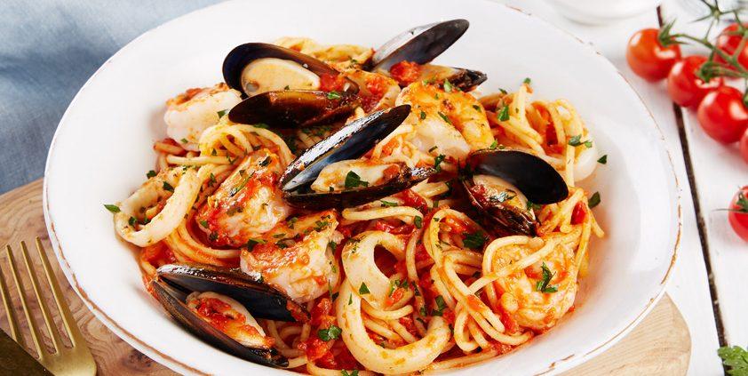 Launch to promote Bella Italia's new menu