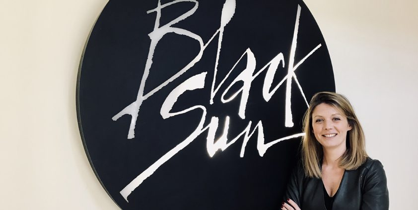 Anne-Sophie Breband joins Black Sun as head of social media