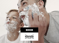 Splendid to handle Wilkinson Sword's social strategy