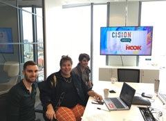 The Hook: Our original content separates us from other social publishers