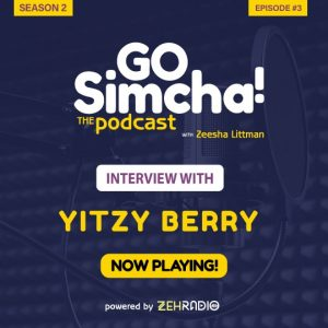 Podcast - Go Simcha!