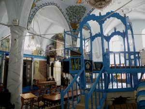 The Ari Shul in Safed.