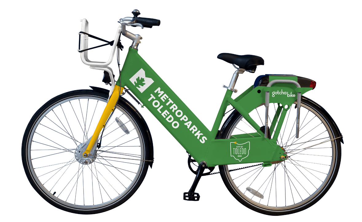 Ready to ride? Toledo's getting a bike-share service