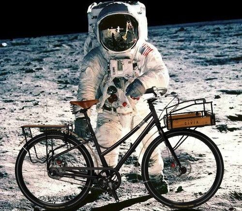 Gotcha and SpaceX to Bring Bikes to Mars (April Fools)