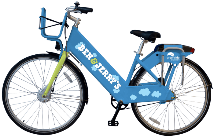Green Mountains Welcome its First Bike Share