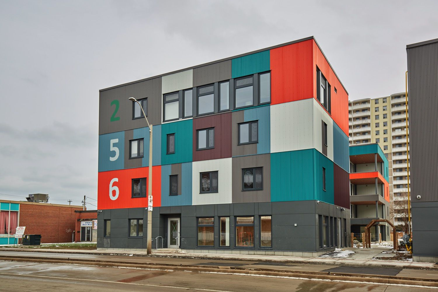 How to Build Affordable Social Housing to Passive House Standard