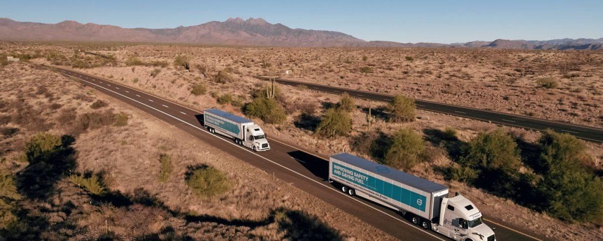 Truck Platooning Gaining Momentum | Peloton Technology