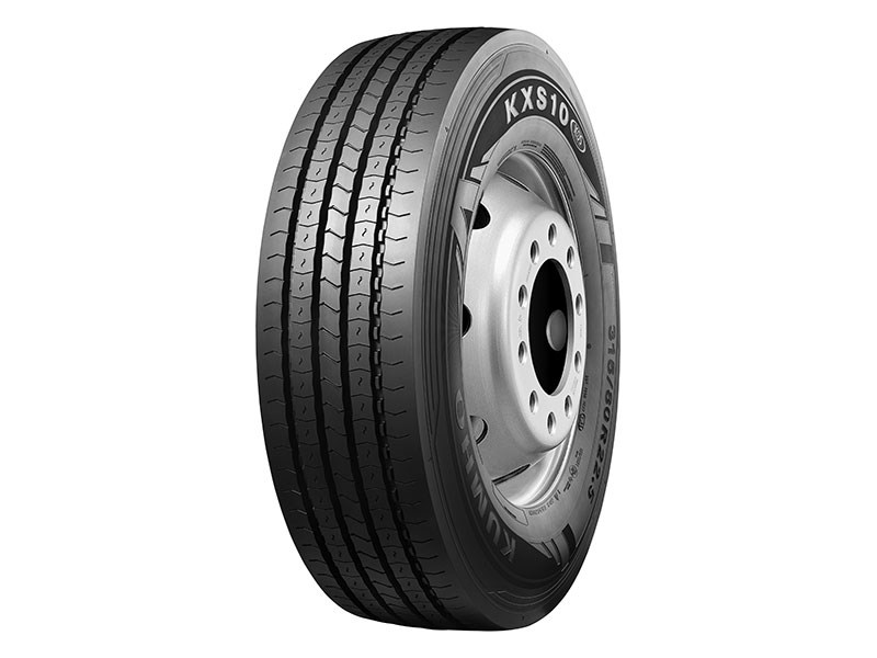 Improved mileage claim for new steer tyre