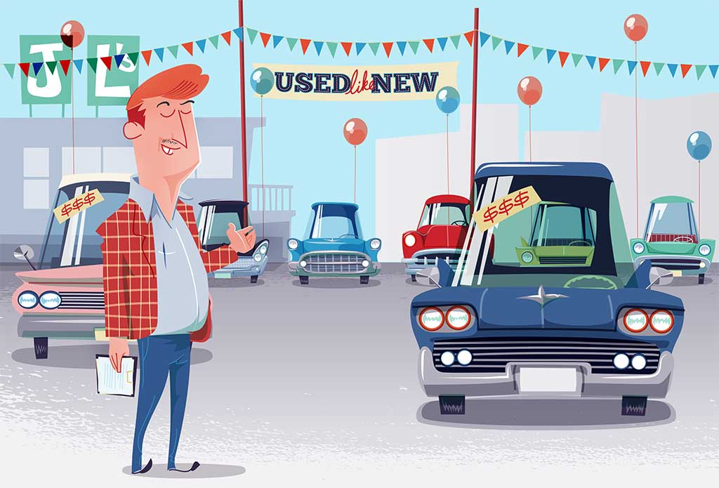 Used-Car Dealers Often Sell Vehicles Without Addressing Known Life-Threatening Problems