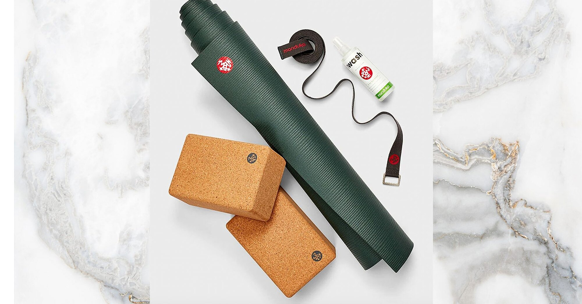 This Manduka Yoga Bundle Is Everything You Need for a Home Practice