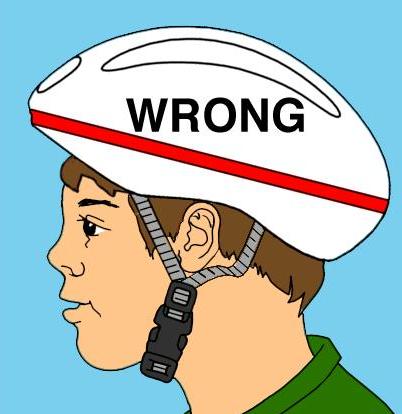 To Bike Helmet or not to Bike Helmet?