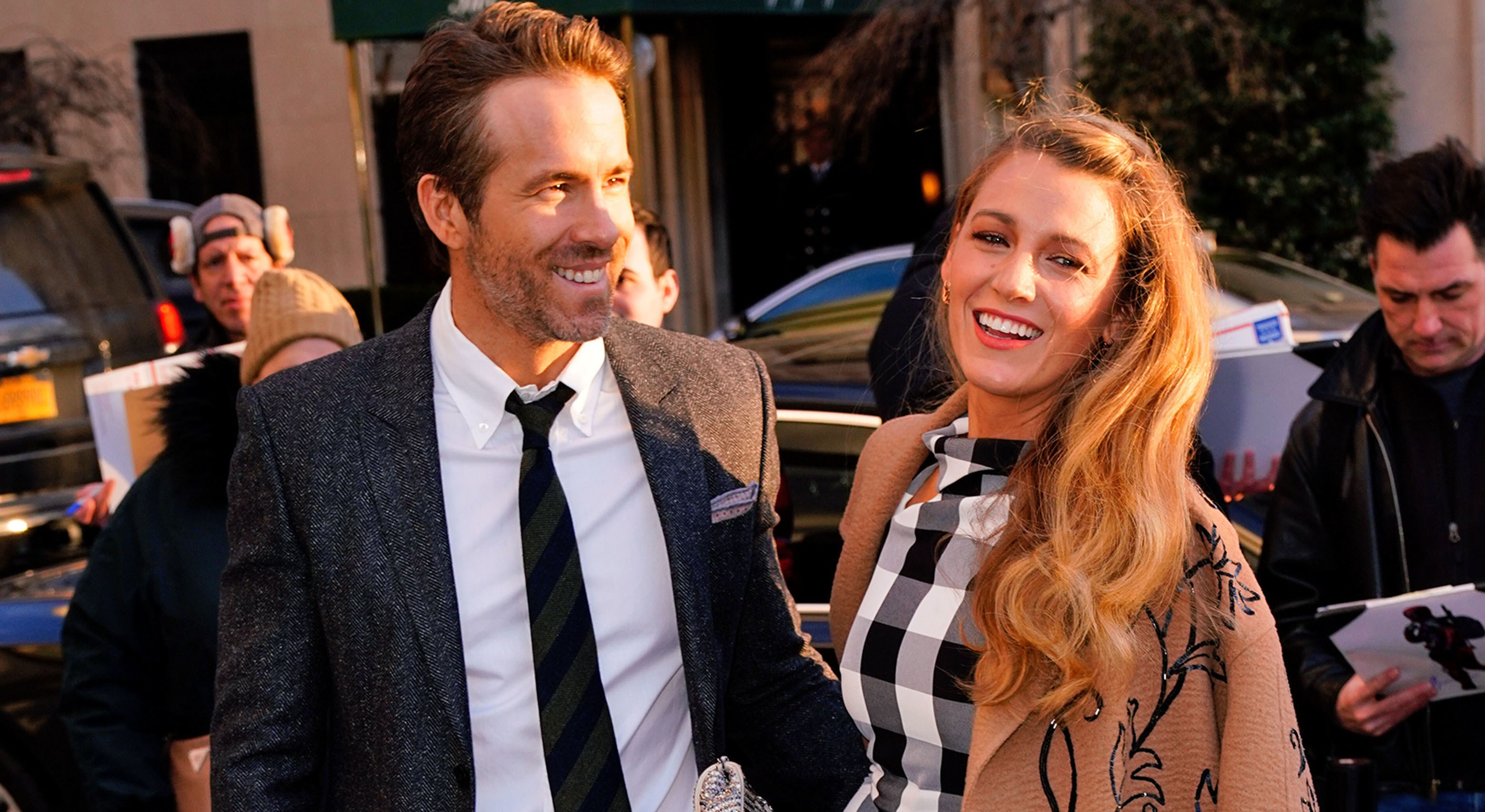 Blake Lively and Ryan Reynolds' Latest Instagram Trolling Battle Is One for the Books