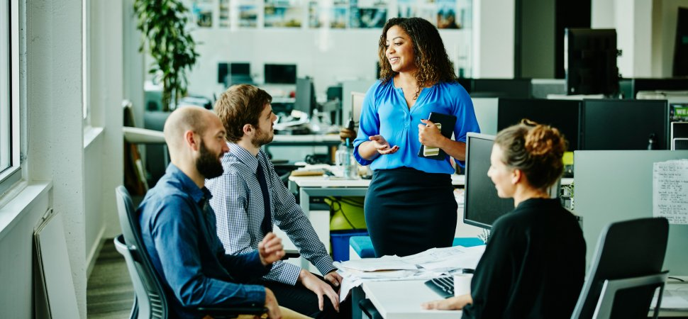 Seven Things You Should Say to Your Team More Often to Inspire Them