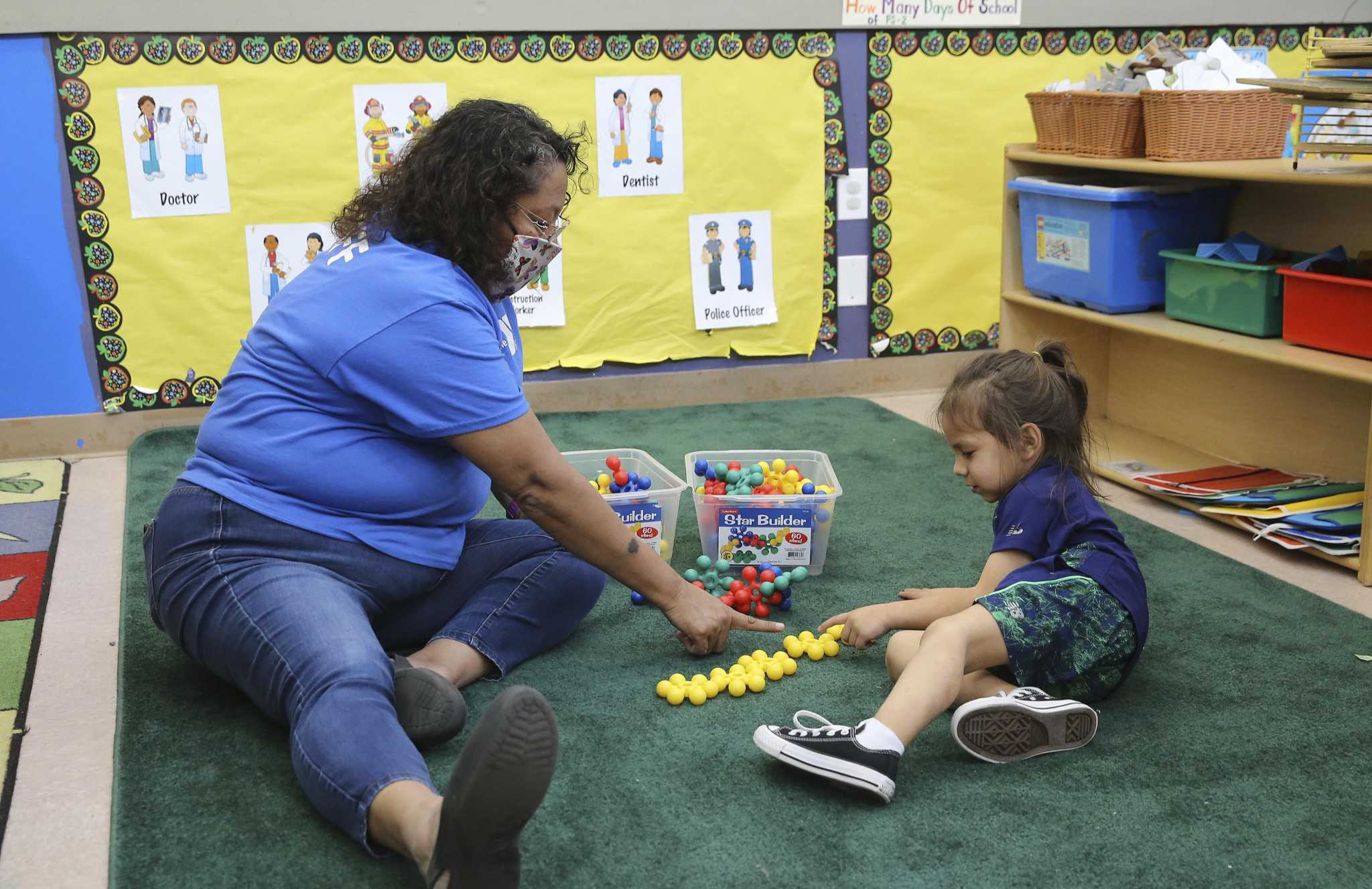 Commentary: For society to emerge strong, care for the child care providers
