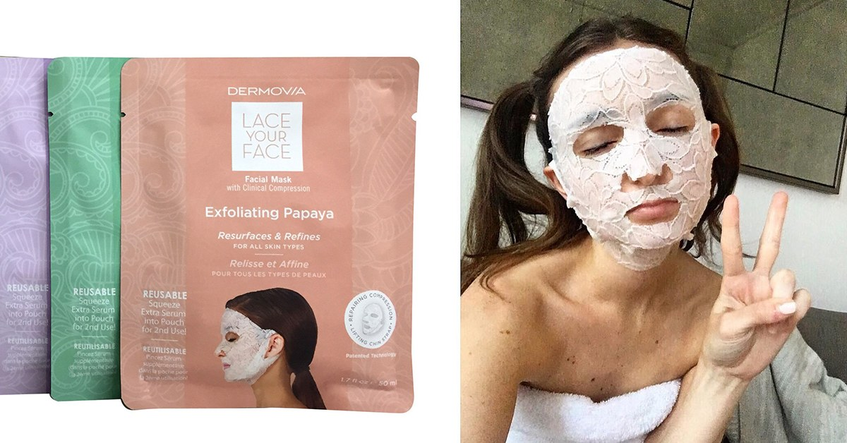 Dr  Pimple Popper's New Face Masks Get Rid of Blackheads in a Much Pre