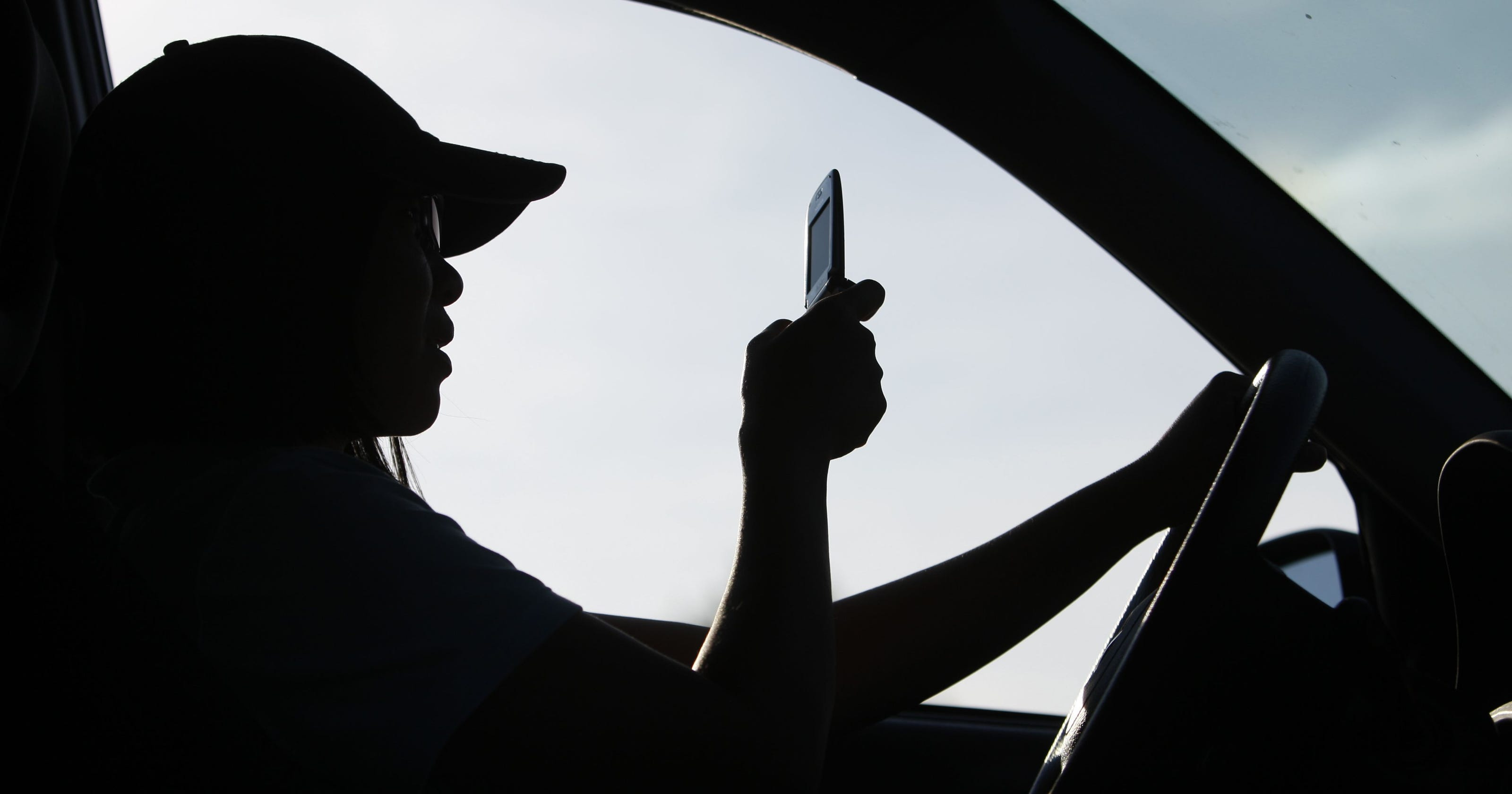 FHP reaches 'enforcement time' on texting motorists