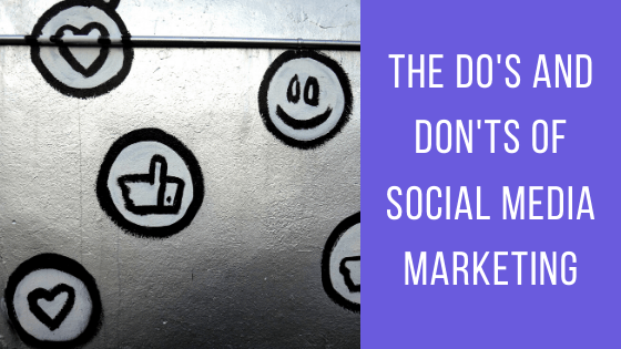 The Do's and Don'ts of Social Media Marketing  - The Crowdfire Blog