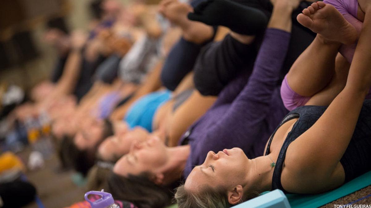 So You Graduated Yoga Teacher Training—Now What?