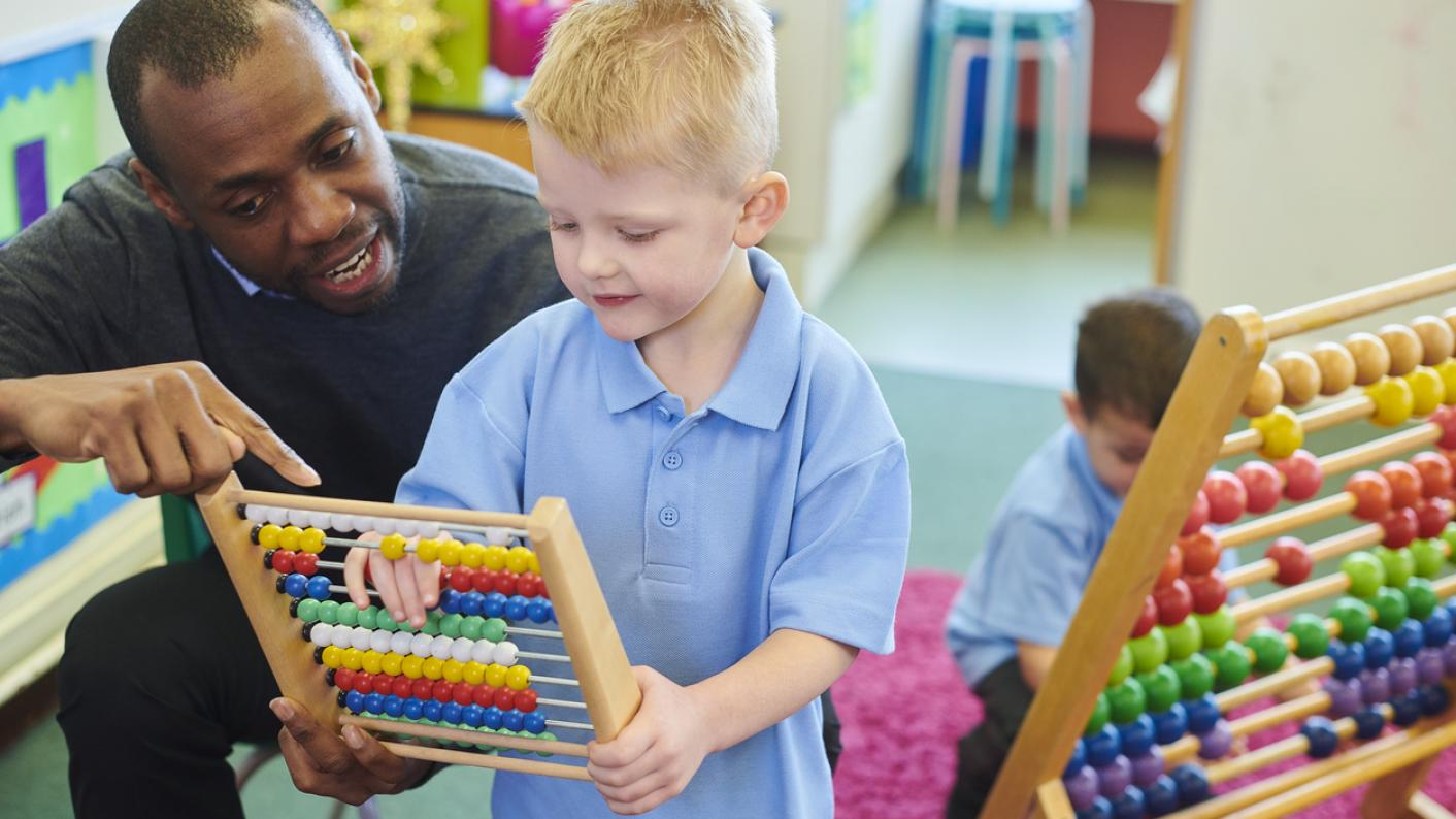 Early Years: how to support children with SEND