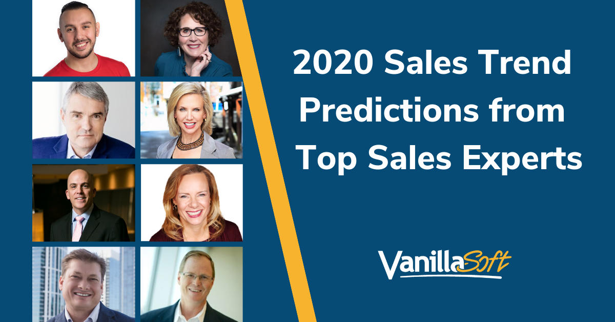 Tops Sales Experts Share Their 2020 Sales Trends Predictions