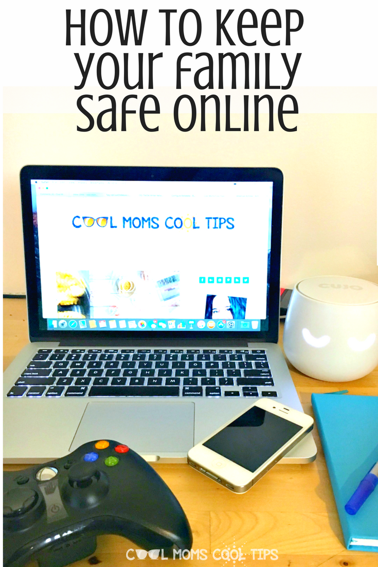 Easy Parenting Tips That Keep Your Family Safe Online - Cool Moms Cool Tips