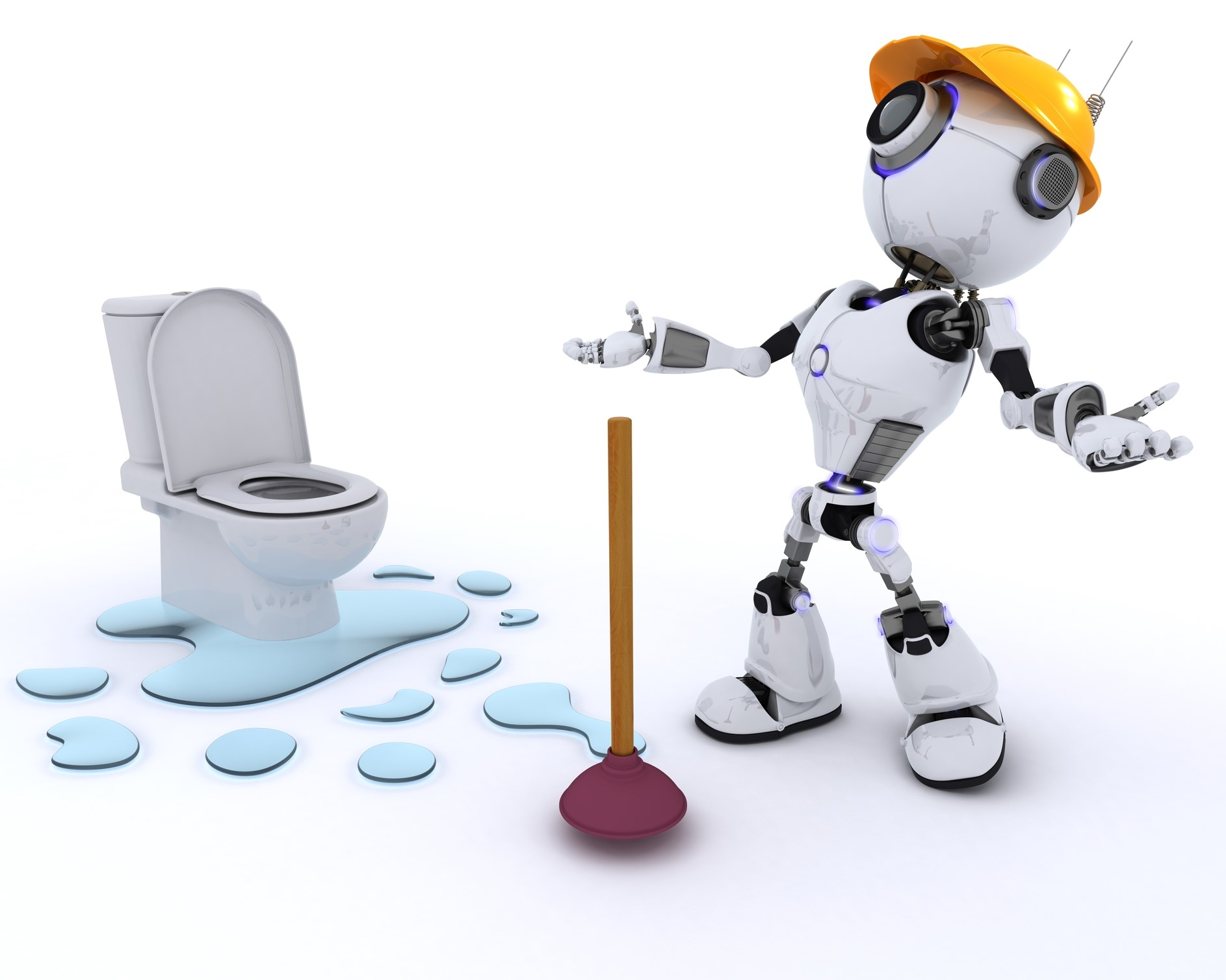 Don't get caught out  of the robots become an apprentice and learn a manual skill