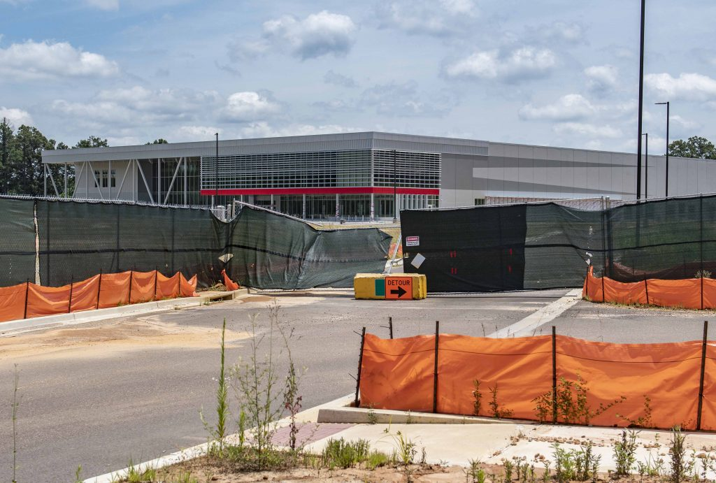 New recreation center set to open for fall semester