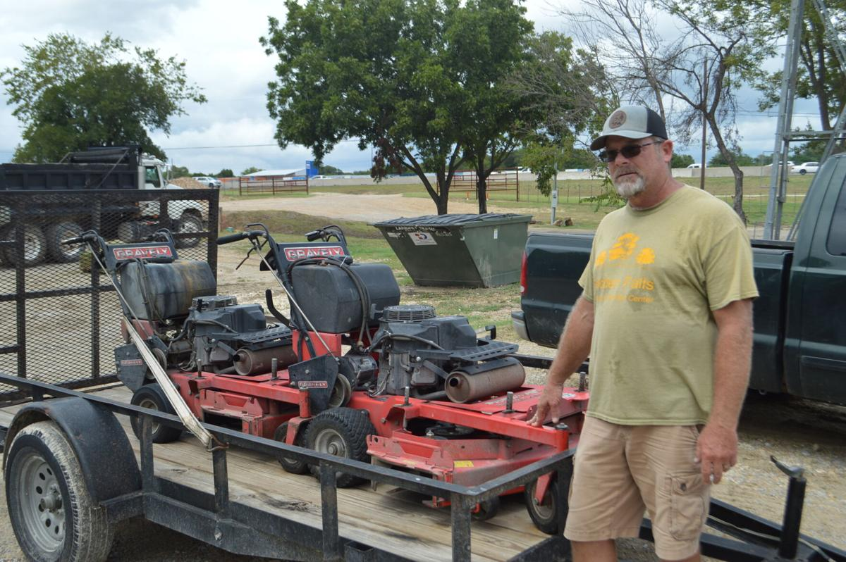 Local lawn care businesses change ways amid pandemic