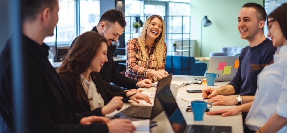 Here Are 3 Things You Need to Boost Office Morale and Engagement Right Now
