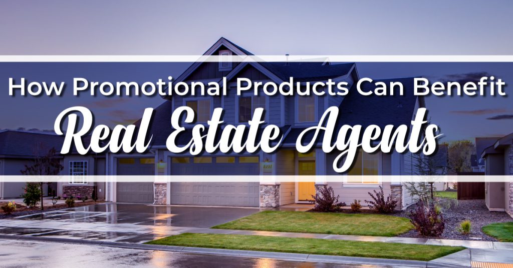 How Promo Products Benefit Real Estate Professionals | HALO Branded Solutions