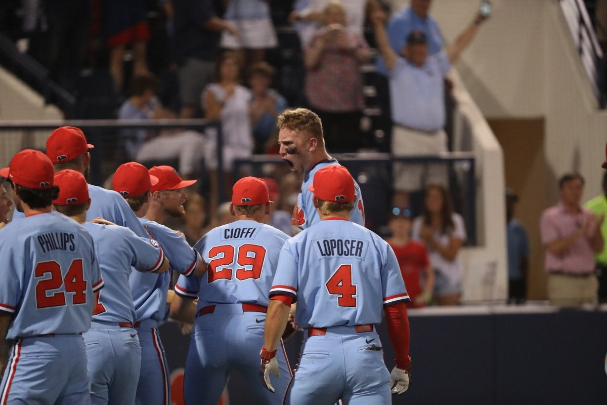 Ole Miss Opens NCAA Tournament Play With a Bang, Clobbers JSU