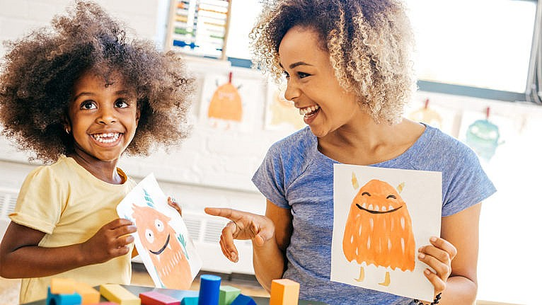 How to encourage creative play - Today's Parent