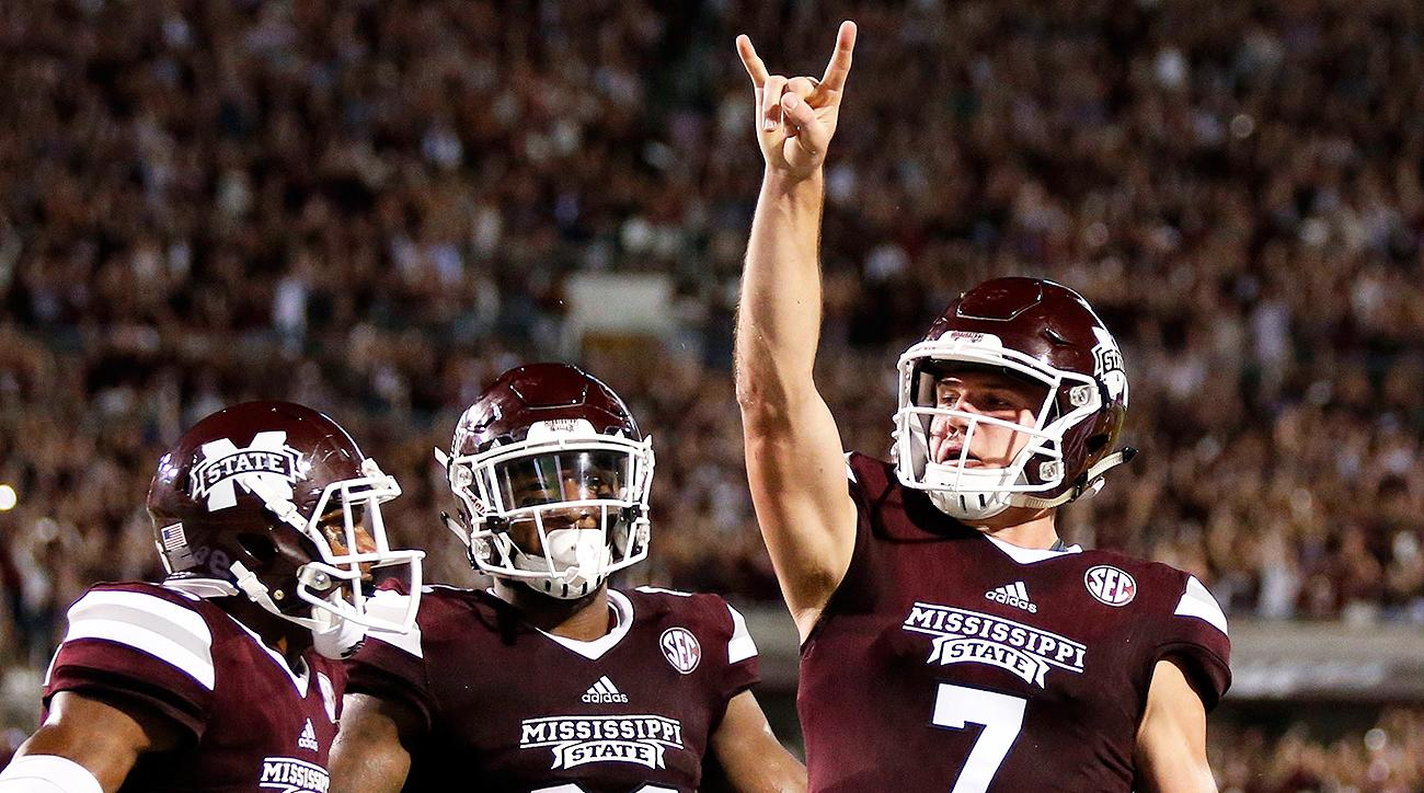 Mississippi State routs LSU to stake claim as SEC's No. 2