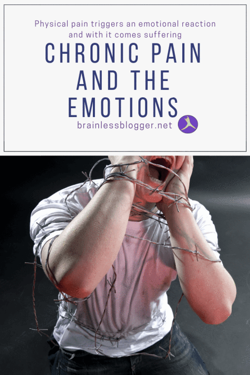 Chronic pain and the emotions