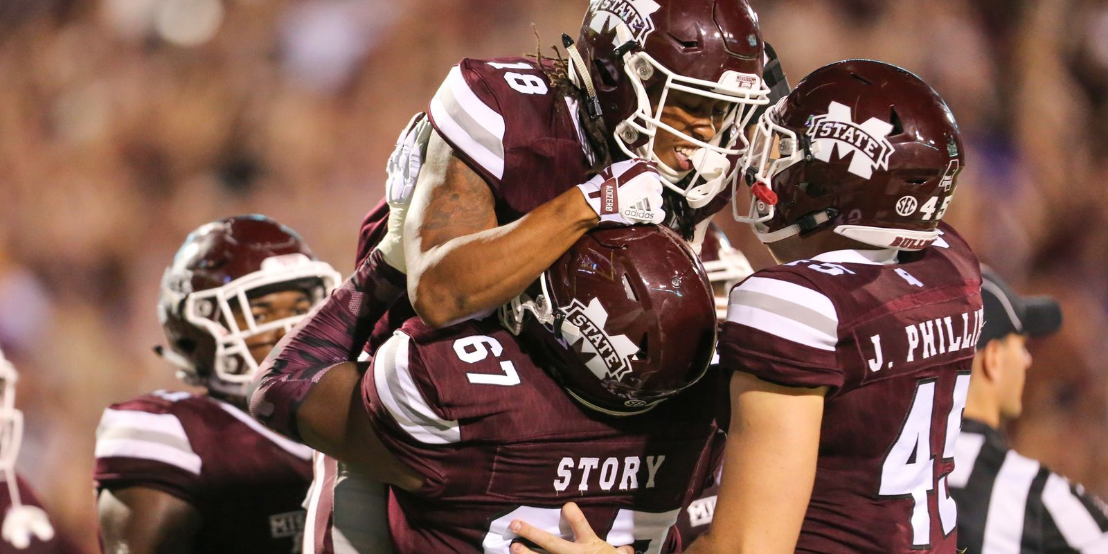 Why Mississippi State football is ranked No. 1 in these ratings