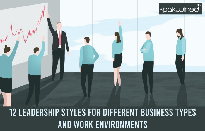 12 Leadership Styles for Different Business Types and Work Environments