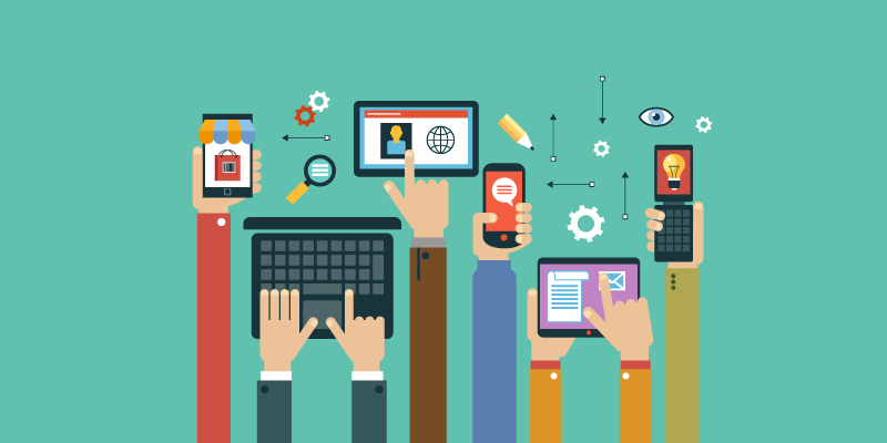 4 industries getting the most ROI from digital marketing