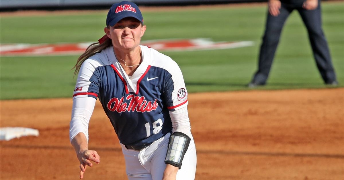Ole Miss' Brittany Finney Signs Professional Softball Contract