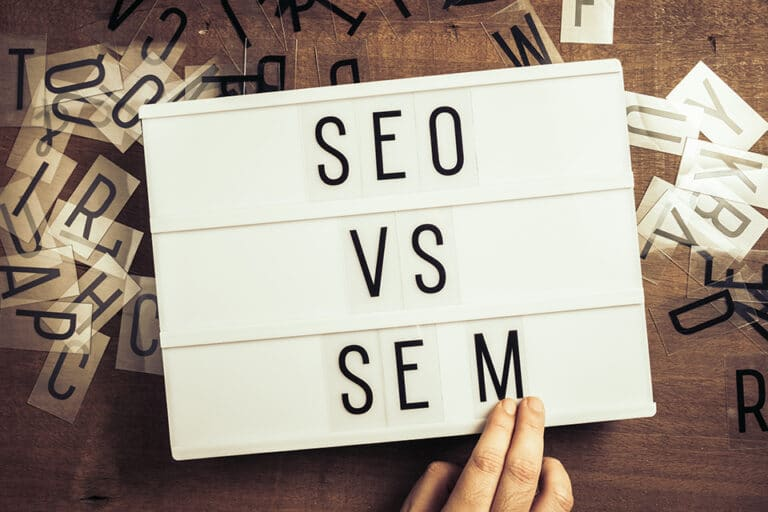 Understanding the Difference of SEO and SEM