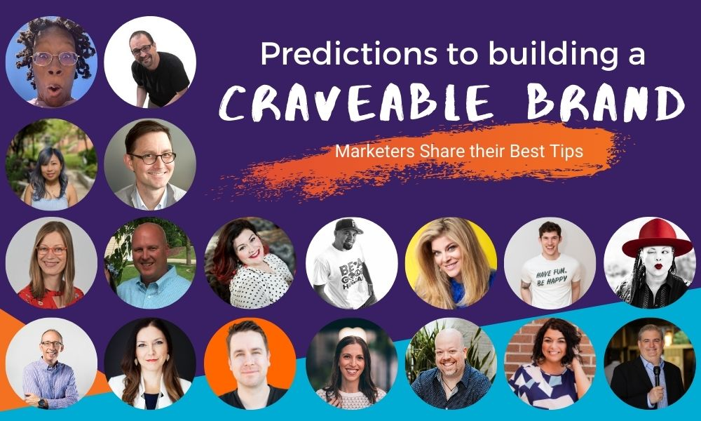 Predictions to Building a Craveable Brand in 2021