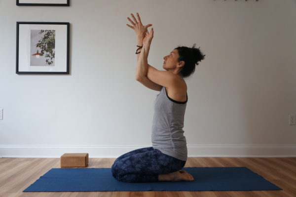 Building A Yoga Sequence to a Peak Pose