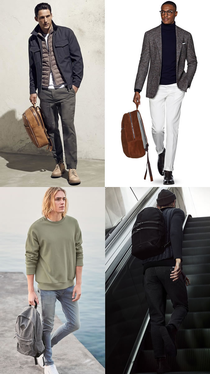 The Biggest Men's Bag Trends For Autumn/Winter 2017