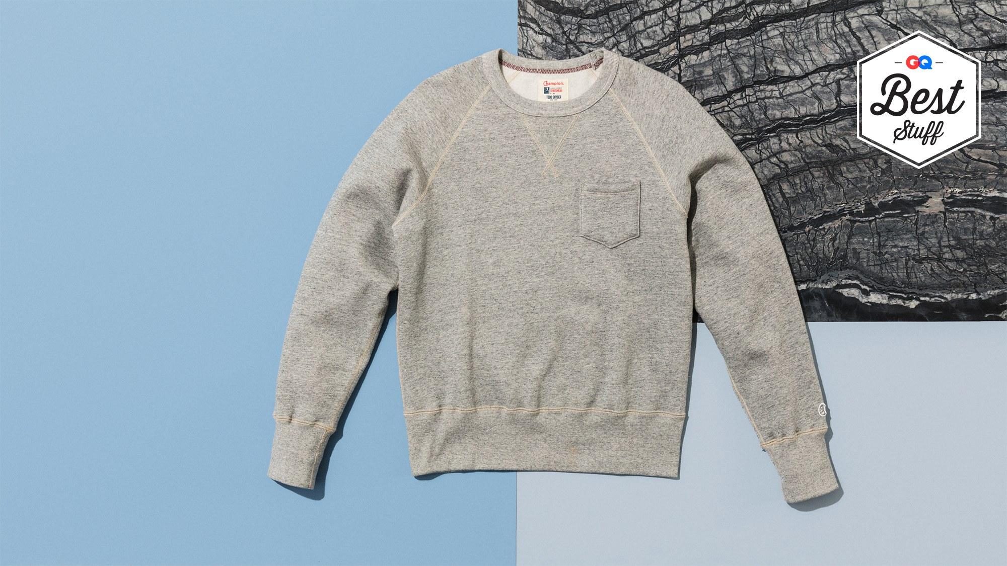 The Crewneck Sweatshirt Really Is a Wardrobe Essential