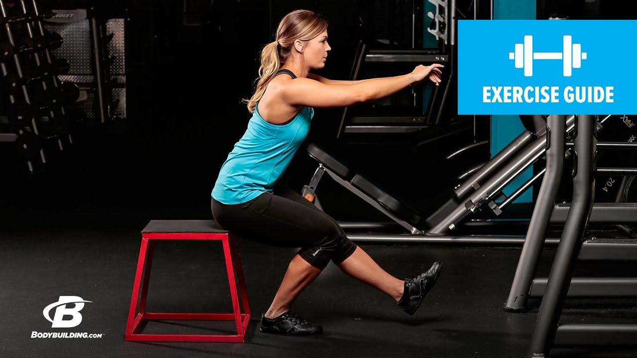 The 5 Best Unilateral Leg Exercises – Fitness Volt