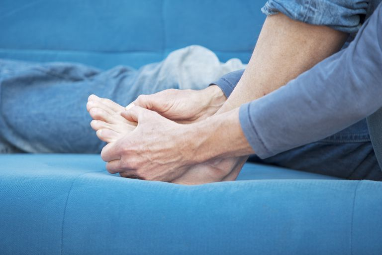 5 Reasons Your Toes Cramp