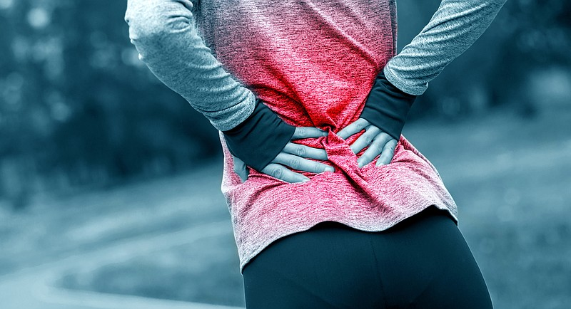 Oh, my aching back! — Understanding back pain is crucial to treating it