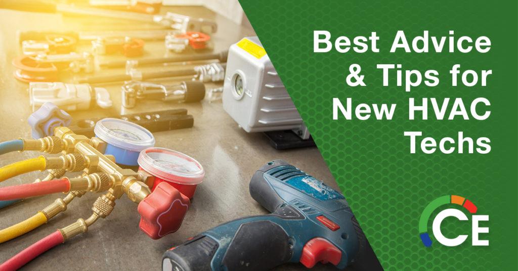 HVAC Tech Tips   Advice and Tips for New HVAC Technicians