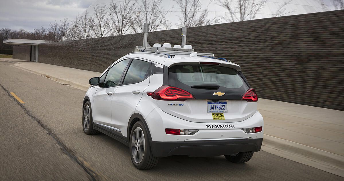 Autonomous car safety group proposes human operator training and oversight - Roadshow