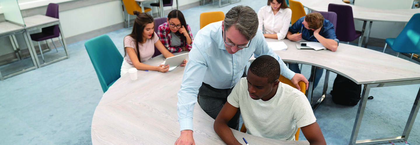 To Make the Most of Classroom Design, Keep Things Flexible