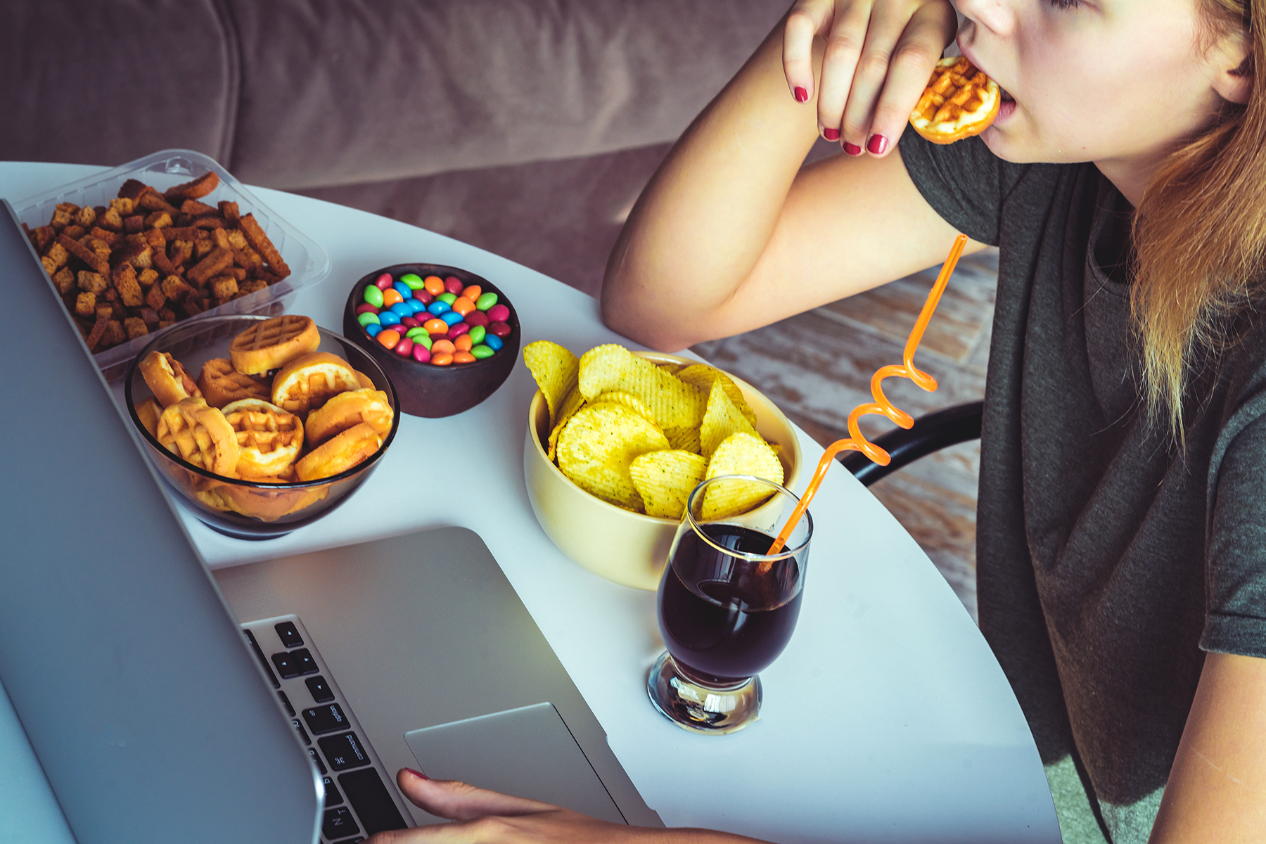 Emotional Eating From Stress: How to Stop It